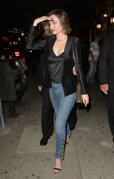 Blazer Miranda Kerr miranda kerr blazer miranda kerr looks stylebistro