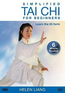 Simplified Tai Chi For Beginners 24 Form 822003004409 Ebay