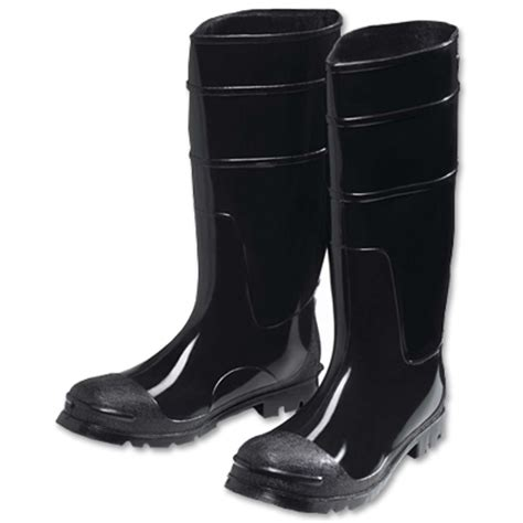 rubber boot decoration shop west chester black rubber boots 10 at lowes