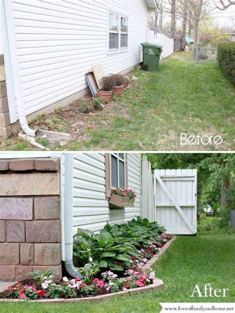 easy backyard makeovers 15 easy and budget friendly ideas to enhance the curb