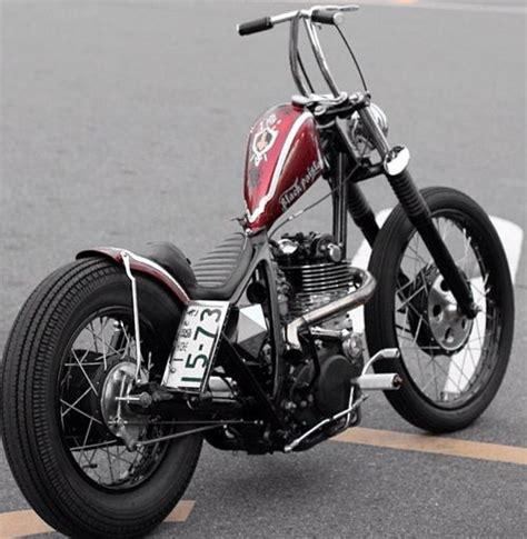 Chopper Umbauten Motorr Der by Yamaha Sr400 Chopper Choppers Pinterest Motorrad