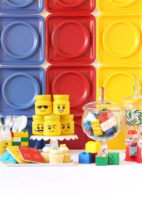 lego themed birthday supplies 581 best lego birthday party images on pinterest lego