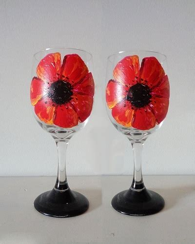 paint nite wine glasses paint nite flower wine glasses