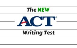 Act Writing Section by The Act Writing Section Aka The Essay Is New For The