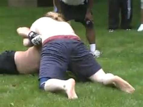 Backyard Mma by Heavyweight Backyard Mma