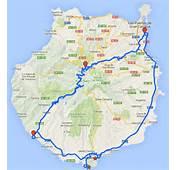 Route Durch Gran Canaria  Blog Top Car AutoReisen