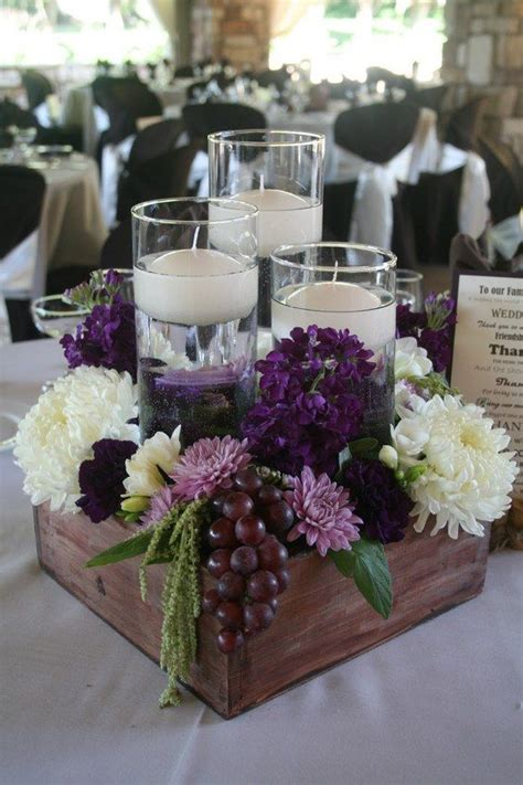 Wedding Favor Or Centerpiece Idea Boxed Martini Candles by 60 Great Unique Wedding Centerpiece Ideas Like No Other