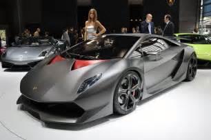 Lamborghini Sesto Lamborghini Sesto Elemento Concept In Detail Photo Gallery
