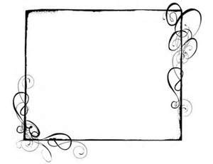 Wedding Border Line by Swirl Squiggly And Line Borders Images Wedding