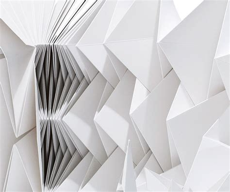 Paper Fold Design - table designs the tricky part is ensuring that