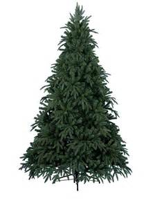 12ft victoria pine feel real artificial christmas tree