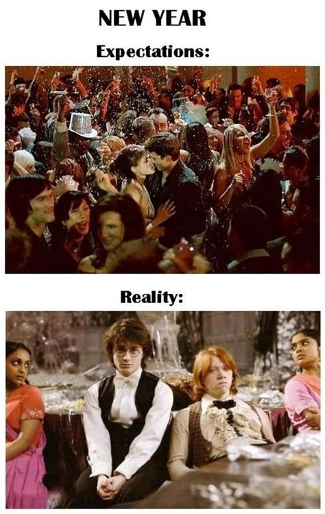 Funny New Years Eve Memes - best 25 expectation reality ideas on pinterest