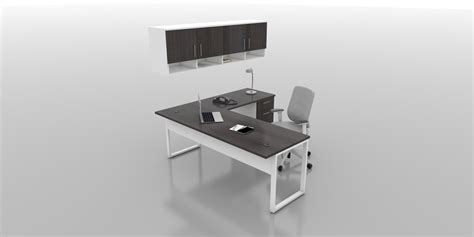 Rectangular L Base by High Quality Rectangular L Shape Metal Base Desk The