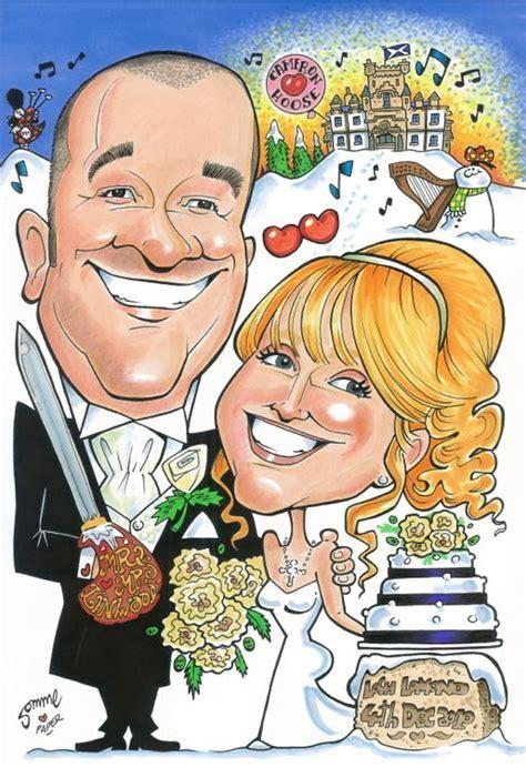 Paper Anniversary Gift ? Scottish Cartoon Art Studio