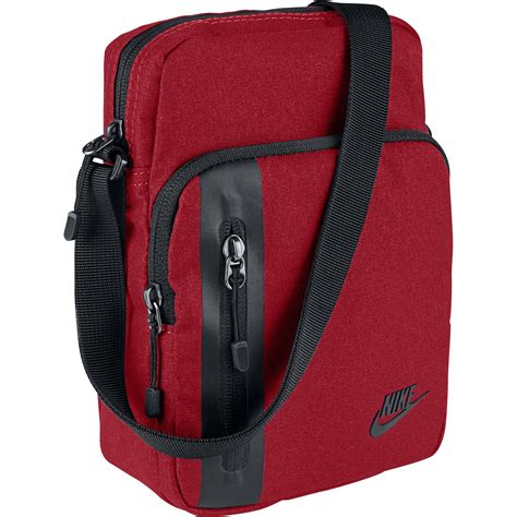 Bag Item nike mens tech small items bag black