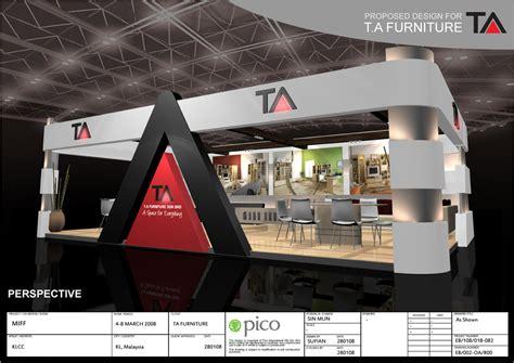 home design furniture ta ta furniture booth design 2 by virus26 on deviantart
