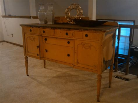 Kitchen Buffet With Butcher Block Top Pin By Sidonie Gaude On Decorative Thingy Stuff