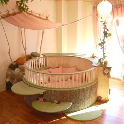 Unique Baby Beds Cribs Large Baby Crib With Pad Steps And Canopy Unique Baby Cribs Pinterest Baby