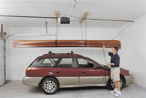 Garage Kayak Storage by Diy Kayak Storage Garage 2017 2018 Best Cars Reviews
