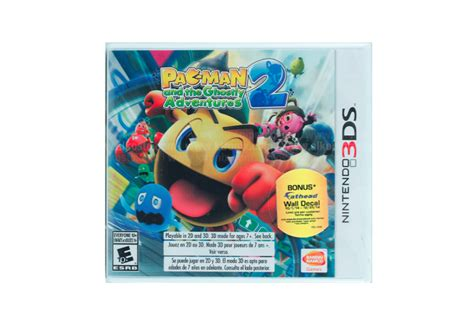 3ds Pac And The Ghostly Adventures videojuego 3ds pacman and the ghostly adventures 2