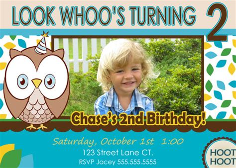 2 year birthday card template 2 year birthday invitations templates free