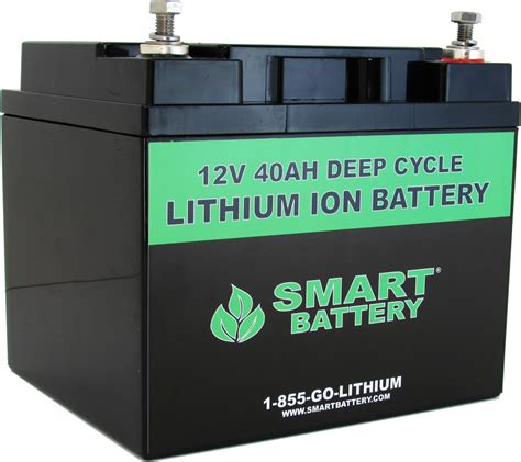 lithium ion boat battery 12v 40ah lithium ion battery chargers and voltmeters