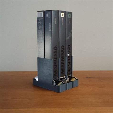 free 3d printer files nespresso 6 carton dispenser ・ la poste