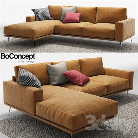 bo concept sofas 3d models sofa corner sofa boconcept