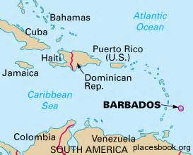 Barbados World Map by Barbados Map All Places And Travel Amp Tourism Directory