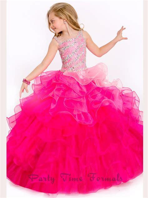 little girl beauty pageant dresses flower girl dress for wedding 2015 in stock beauty