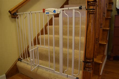 child proof banister baby proof stairs with cat gate baby proof stairs