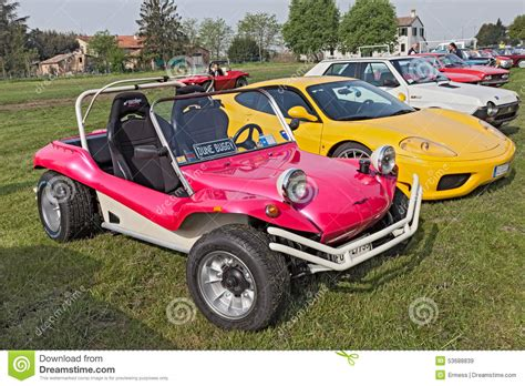 ferrari off road volkswagen dune buggy editorial stock image image 53688839