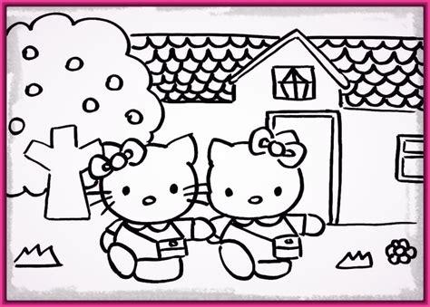 imagenes de navidad para colorear en el ordenador dibujos kitty navidad para colorear archivos imagenes de