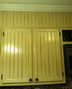 diy beadboard kitchen cabinets beadboard soffit for the home