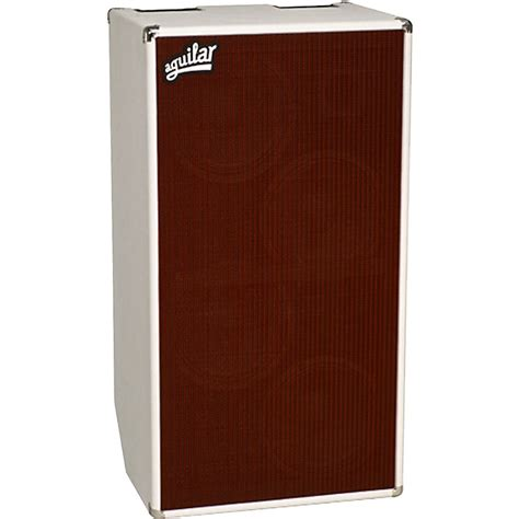 4 ohm speaker cabinet aguilar db 412 4x12 bass speaker cabinet musician s friend