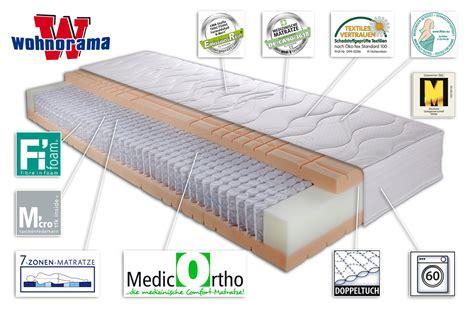 medizinische matratzen breckle matratzen 80x200 orthop 228 dische medizinische