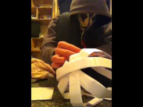How To Make Batman Mask Out Of Paper - how to make a paper batman mask part 4