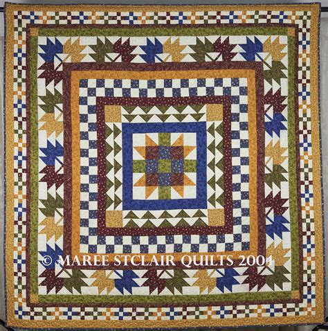 autumn leaves quilt pattern stitchin collective