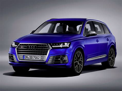 Audi Suv by 2017 Audi Sq7 Tdi Diesel Suv Review Best Midsize Suv