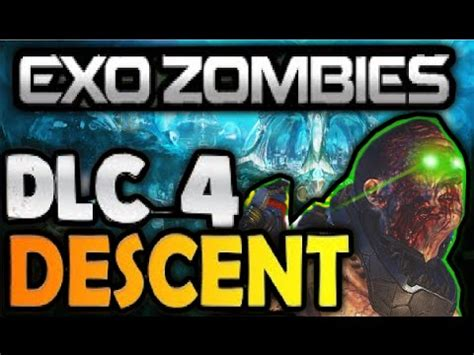 exo zombies descent map call of duty advanced warfare leaked exo zombies descent
