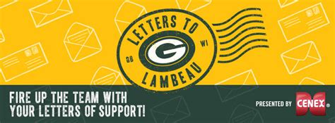 Packers Pro Shop Gift Card - the green bay packers letters to lambeau sweepstaking net a one stop shop for
