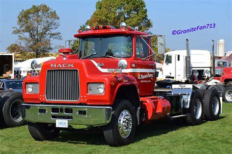 r l mack truck mack r model flickr photo sharing