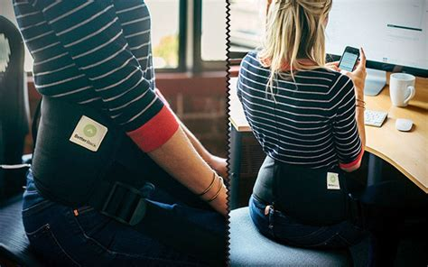 better back posture this wearable is your sitting posture you
