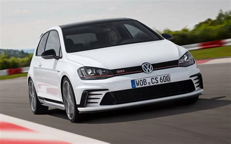 volkswagen golf gti clubsport  door wallpapers