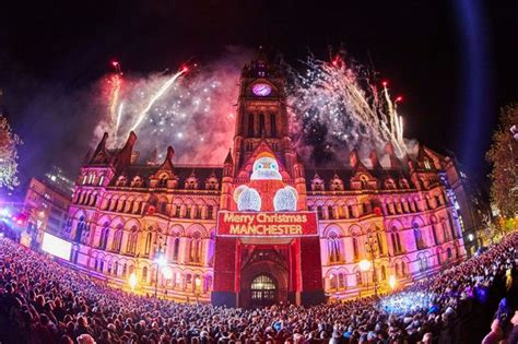new year 2017 manchester manchester new year s celebrations firework display