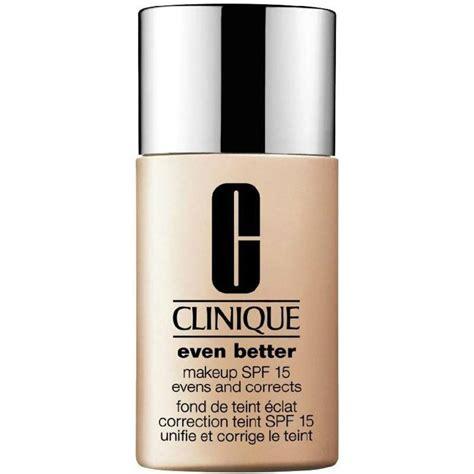 clinique even better test clinique even better makeup spf 15 30 ml buff 16 vf