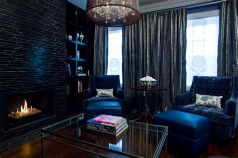 dark room ideas 36 stylish dark living room designs digsdigs