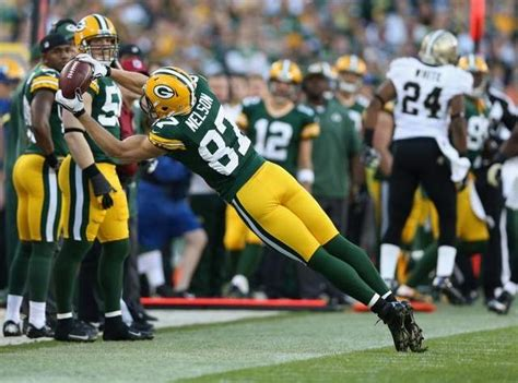 jordy nelson best catches two of my secret loves randall and jordy apex fantasy