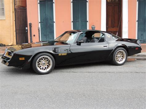 Fast And Loud Firebird Giveaway - enter for a chance to win the smokey and the bandit trans