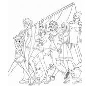 Fairy Tail Lines By X Ray99 On DeviantArt